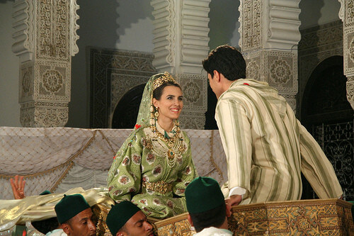 Women Adoul in Morocco